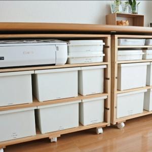 わが家のレクポスト&すのこDIY収納3パターン