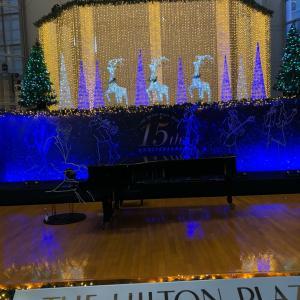 クリスマスヒルトン