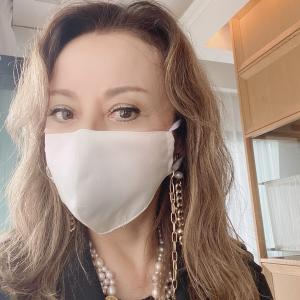 銀繊維シルクマスク