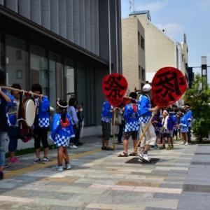 奈良町周辺7月下旬の夏祭り