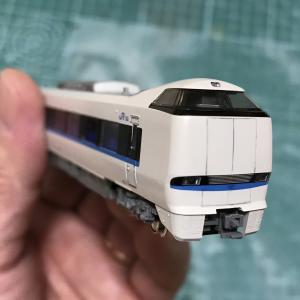 KATO 683系「サンダーバード」リニューアル車 入線整備