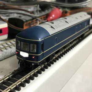 20系寝台特急客車のリフレッシュ作業(1)