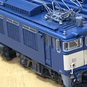 3091-1 EF64 0 1次形の入線整備(2)
