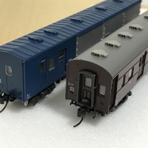 KATOスユニ61 入線整備