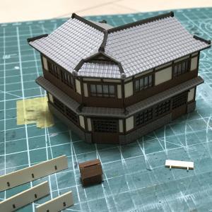 駅前の大衆食堂を作ろう(4)