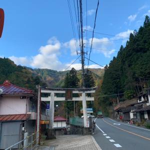 妙法ケ岳 登山①