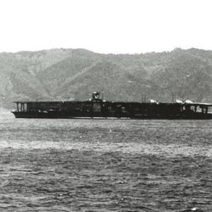 旧日本海軍の空母「加賀」が見つかったミッドウェイ海域 今度は空母「赤城」を発見