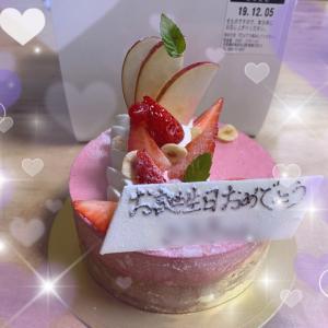 18のお誕生日♪