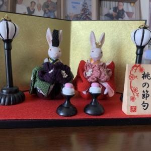 ひな祭り 令和3年3月3日