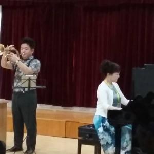 大連日本人学校音楽鑑賞会