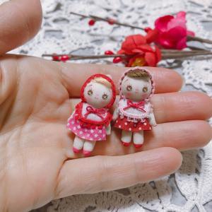 ちびちび文化人形・姫苺ちゃん♪追加しました!