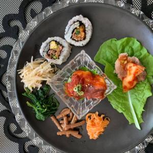韓国料理でおもてなし