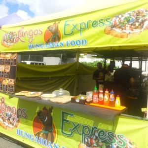 親日家ハングリアン料理屋さん@Nundah Market