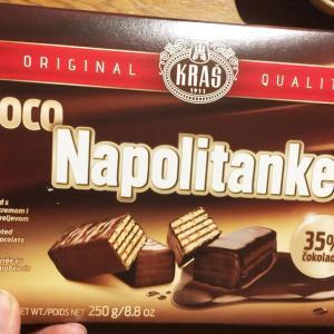 超美味い チョコレート菓子♡ウェハースチョコサンド
