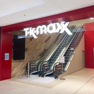 初めて行く TKMAXX @Brookside店 ❤️
