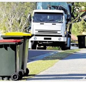 ゴミ収集車が収集日に来なかったΣ(゚д゚lll)