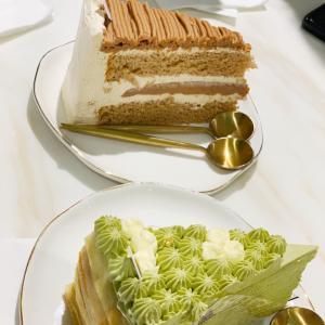 甘くない上品なケーキ屋さん@Bloom Patisserie, Sunnybank