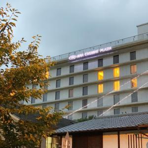 京都のホテルとパン屋さん