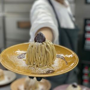 京都旅行③ 二条城散策と10分モンブラン