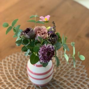 お花の贈り物と結婚記念日