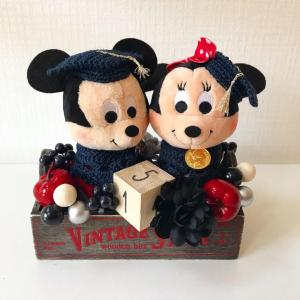 ちょっこりさんデコ * ミッキー&ミニー