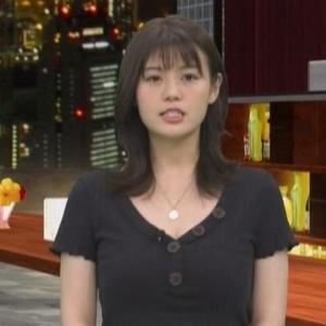 【ビジネスクリック】井口綾子キャスタームチムチニット巨乳とミニスカ太もも▼ゾーン【金曜担当】