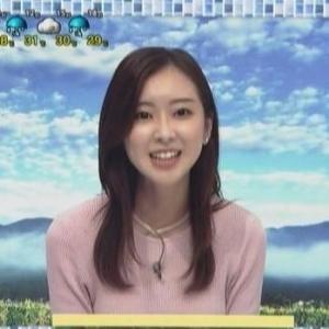 【あさイチ】NHK長野川口由梨香アナスレンダーだけどムチムチニット!【2年目でカワイイ】