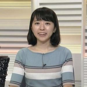【ひるまえほっと】NHK水戸の大橋舞子キャスターの清楚系程よいムチムチニット【元NHK鹿児島】