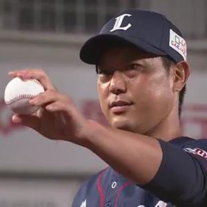 内海投手がライオンズで初勝利!(^_^)v