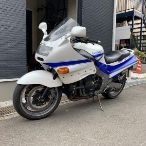 さよなら、ZZR1100とオイラの元から去って行ったバイク達‼️