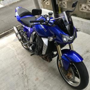 Kawasaki Z1000 ZRT00A