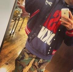 今日のコーデ〜90s DKNY 古着ファッション〜