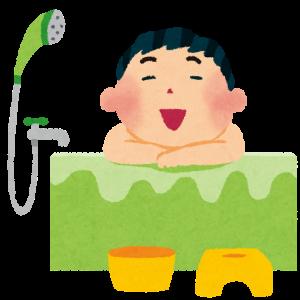 風呂で身体を爪でカリカリしたら垢が出るんやが…