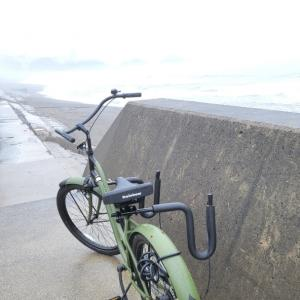 自転車用のボードキャリー
