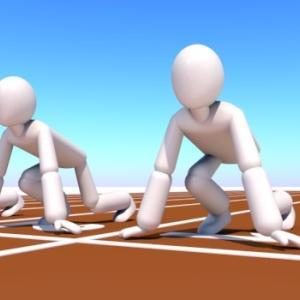 人間は、いつもスタートラインに立っていると思います。日々  新鮮なチャレンジ精神を持とう!