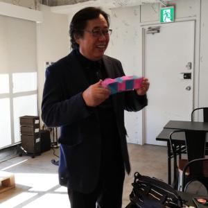 今年8回目の魔法の折り紙東京講演!大盛況でした!楽しく盛り上がりました!