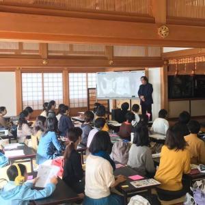 京都のお寺(頂妙寺)にて魔法の折り紙講演会をさせていただきます!絶対オススメ!