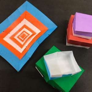 魔法の折り紙オンライン授業が日本の算数教育を変えます!全国から入会者多数!