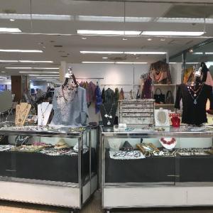 「西武百貨店7Fギャラリー」に出店中です♪