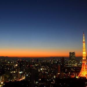 湘南「シルエット富士」☆お台場・高層ビルから眺めた「東京タワー」♡ Char LIVE
