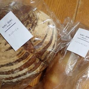 toki doki  + bread +