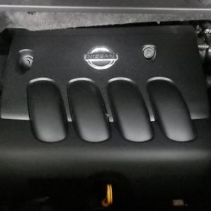 イグニッションアナライザーで国産車を測定