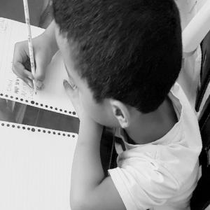 家庭学習2日目:Grade 1(小1)