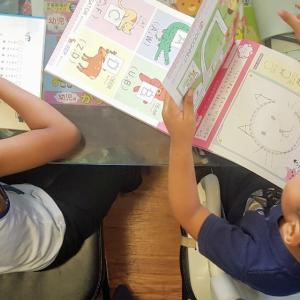家庭学習5日目:Grade 1(小1)