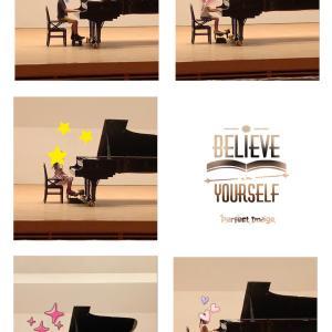 ホールでリハーサル⭐︎倉敷 ピアノ教室
