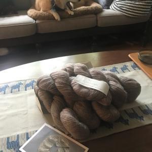 *PURL SOHOサマーセールでポチった毛糸到着です*