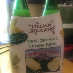 *Costcoシチリアレモンでピエール・エルメのレモン ソルベ*