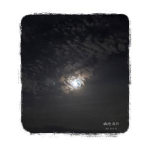 **ウエサク満月**夜景モードと通常モードで1枚ずつ- - - - - - -...