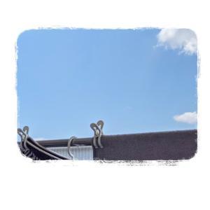 **空が晴れると**気持ちも晴れる(⁎˃ᴗ˂⁎)︎︎日曜の晴れはいつぶりやろう...