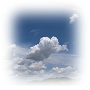 **雲が光ると**「あ〜、夏やな。」と思う。洗濯もんが乾くのも早い。今夜のシー...